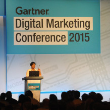 Gartner Digital Marketing Conference 2015