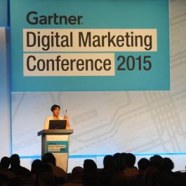Gartner Digital Marketing Conference 2015