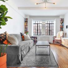 Interior Design – 25 Tudor City Place Combination