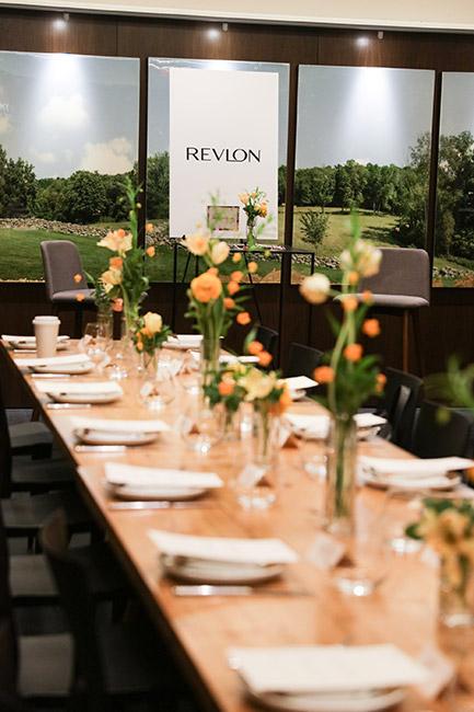 Kate Spiro: Revlon Isaac Mizrahi Luncheon
