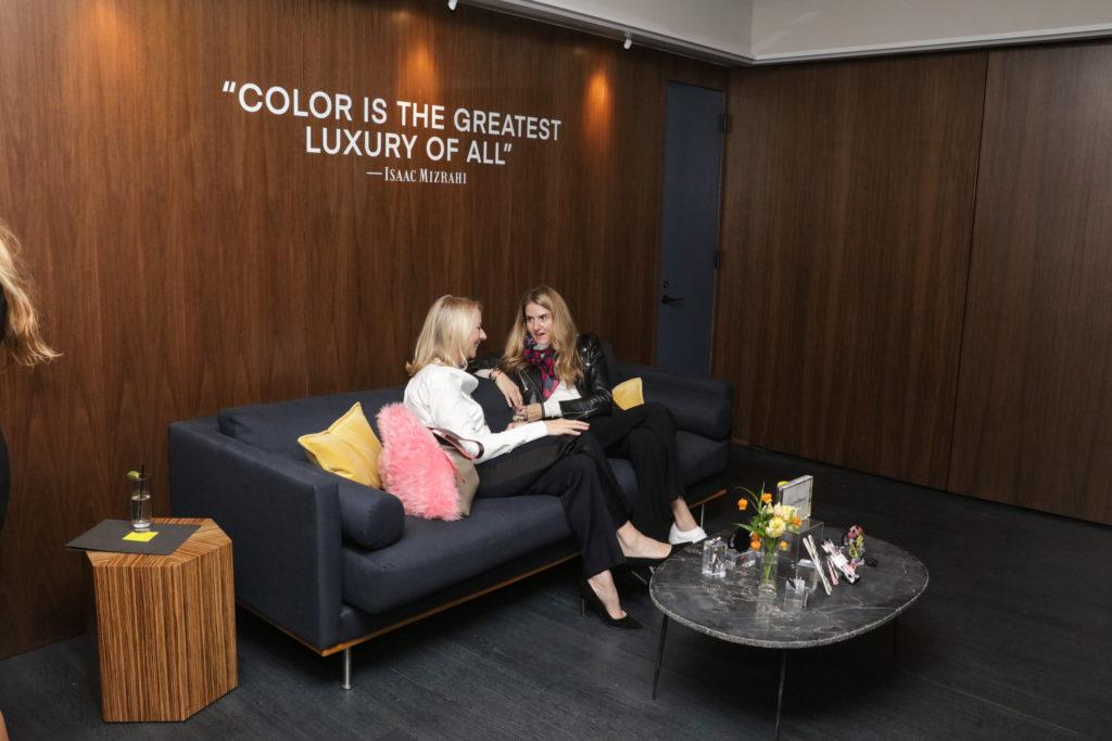 Revlon X Isaac Mizrahi Launch Kate Spiro, Isaac Mizrahi Furniture